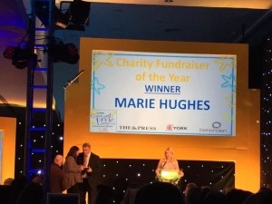 Community Fundraiser of the Year 2015