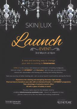 Skin Lux Launch